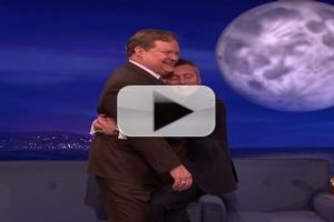 VIDEO: Matt LeBlanc Reenacts His Creepiest Fan Encounter on CONAN