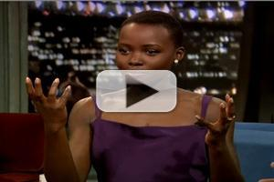 VIDEO: Lupita Nyong'o Visits LATE NIGHT WITH JIMMY FALLON