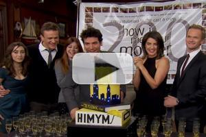 VIDEO: HOW I MET YOUR MOTHER CAST Celebrates Milestone 200th Episode
