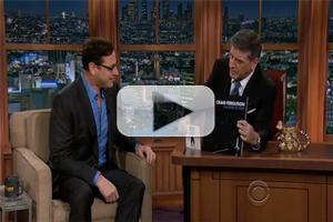 VIDEO: Bob Saget & CRAIG FERGUSON Talk Grammy Nominations