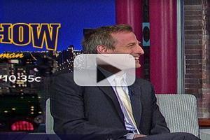 VIDEO: Spike Jonze Talks Martin Scorsese on LETTERMAN