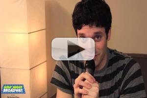 STAGE TUBE: Kids' Night on Broadway Spotlight- BEAUTIFUL's Jake Epstein