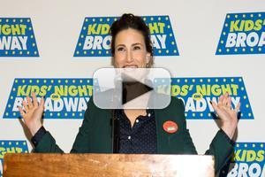 BWW TV: Idina Menzel Previews KID'S NIGHT ON BROADWAY 2014!