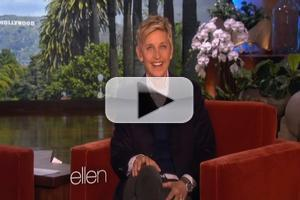 VIDEO: ELLEN Is First U.S. Daily Talk Show to Air in China