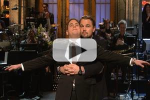 VIDEO: Leonardo DiCaprio Joins Jonah Hill in SNL Opening Monologue