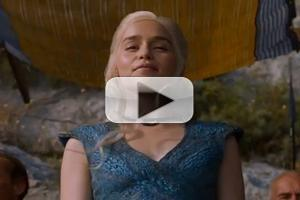 VIDEO: Sneak Peek at HBO's GAME OF THRONES 'Foreshadowing' Preview