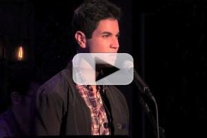STAGE TUBE: Jason Gotay, Andrea Ross & More Sing Jeff Thomson at 54 Below