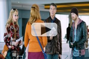 VIDEO: First Look - Collette, Brosnan Star in A LONG WAY DOWN