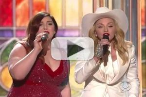 VIDEO: Macklemore, Madonna & More Perform as 34 Couples Wed on GRAMMY AWARDS