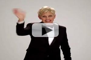 VIDEO: Watch Ellen DeGeneres in Two All-New OSCAR Promos!
