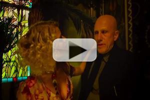 VIDEO: First Look - Christoph Waltz Stars in Futuristic Thriller ZERO THEOREM