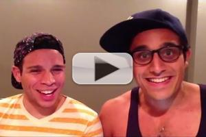 STAGE TUBE: Jared Zirilli Chats with Robin de Jesus on BROADWAY BOO'S