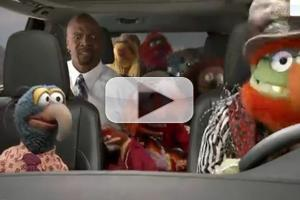 VIDEO: First Look - Terry Crews & The Muppets Featured in Toyota Super Bowl Spot