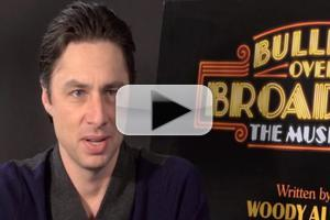 BWW TV Exclusive: Zach Braff and Company Talk Working with Susan Stroman on BULLETS OVER BROADWAY!