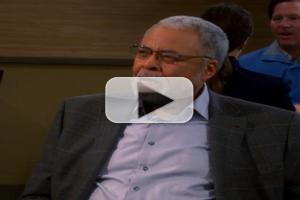 VIDEO: Sneak Peek - James Earl Jones Guest Stars on THE BIG BANG THEORY