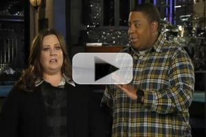 VIDEO: Melissa McCarthy Talks Super Bowl & More in This Week's SNL Promos