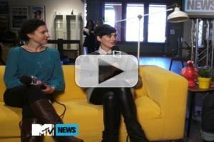 VIDEO: Anne Hathaway Talks Oscar Backlash; New Film SONG ONE