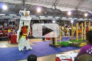 STAGE TUBE: Celebrate Chinese New Year with Uber Lion Dances