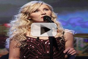 VIDEO: NASHVILLE's Clare Bowen Performs on 'The View'
