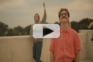 VIDEO: New Behind-the-Scenes Featurette for Spike Jonze's HER