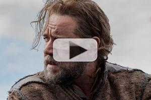 VIDEO: First Look - NOAH Super Bowl Spot Featuring Russell Crowe