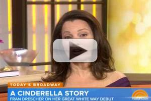 VIDEO: Fran Drescher to Bring 'More Comedy & Glamour' to CINDERELLA Role; Watch Appearance on 'Today'