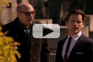 VIDEO: First Look - Matt Bomer Stars in Tonight's Season Finale of WHITE COLLAR
