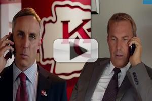 VIDEO: First Look - Kevin Costner Stars in Super Bowl Spot for DRAFT DAY