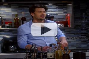 VIDEO: Sneak Peek - Nick Zano Guest Stars on MOM on CBS