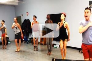 STAGE TUBE: Go Inside Rehearsals with the Cast of PAGEANT!