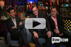 VIDEO: FULL HOUSE Cast Hints at Reunion on 'Watch What Happens Live'