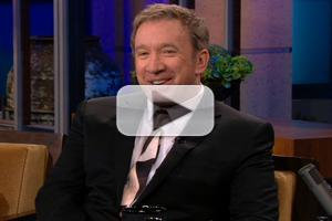 VIDEO: Tim Allen on THE TONIGHT SHOW: Reflections & Burn Outs