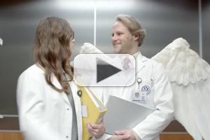 VIDEO: VW Super Bowl Spot Channels 'It's A Wonderful Life'