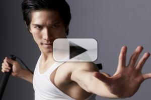 STAGE TUBE: Meet Cole Horibe, Starring as Bruce Lee in Signature's KUNG FU