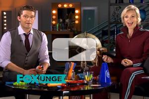 VIDEO: GLEE's Jane Lynch & Matthew Morrison Answer Fan Questions on FOX Lounge