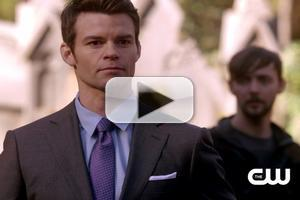 VIDEO: First Look at THE ORIGINALS' Return to The CW, Airing 2/25