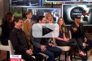 VIDEO: Cast of CRIMINAL MINDS Talk Milestone 200th Episode on 'The Talk'