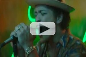 VIDEO: First Look - Official Music Video for BRUNO MARS' 'Gorilla'