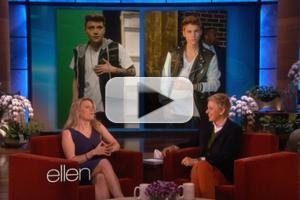 VIDEO: SNL's Kate McKinnon Talks Justin Bieber Impersonation on ELLEN