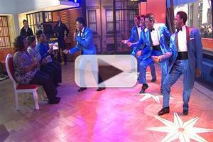 VIDEO: Cast of MOTOWN THE MUSICAL & Berry Gordy Make Broadway Dream Come True on 'Today'