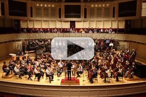 BWW TV: Sneak Peek at Rehearsals of CSO's VOICES OF SILENCE Commemorating 9/11
