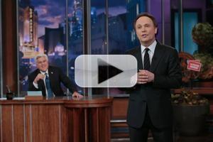 VIDEO: Billy Crystal Performs Special Monologue on Leno's Final TONIGHT SHOW
