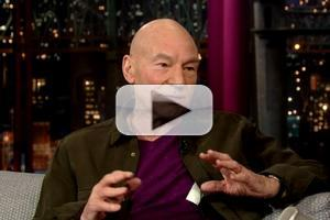 VIDEO: Patrick Stewart: 'I Rather Enjoy' Being Called 'Captain'
