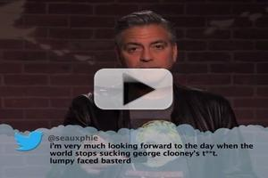 VIDEO: Clooney, Blanchett & More Read Mean Tweets on JIMMY KIMMEL LIVE