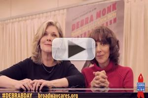 STAGE TUBE: Sneak Peek - Debra Monk and Andrea Martin in Rehearsal for BC/EFA Rock 'n' Roll Benefit and Birthday Bash