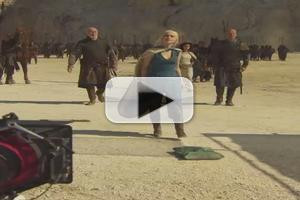 VIDEO: HBO's GAME OF THRONES Teases Season 4, 'ICE AND FIRE' Special
