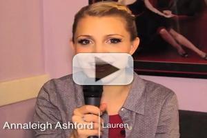 STAGE TUBE: Kids' Night on Broadway Spotlight- KINKY BOOTS' Annaleigh Ashford