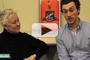 STAGE TUBE: Kids' Night on Broadway Spotlight- GENTLEMAN'S GUIDE's Jane Carr & Bryce Pinkham
