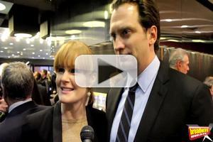 BWW TV: BRONX BOMBERS Opening Night Red Carpet With Eric Simonson, Kate Baldwin, Dee Snider, Karen Ziemba and More!