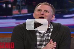 VIDEO: Michael Rapaport Shares Arsenio Secret on ARSENIO HALL